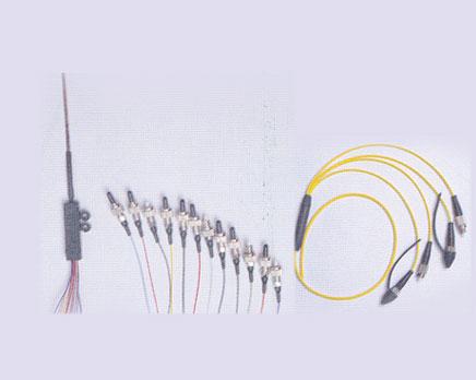 束状光纤活动连接器