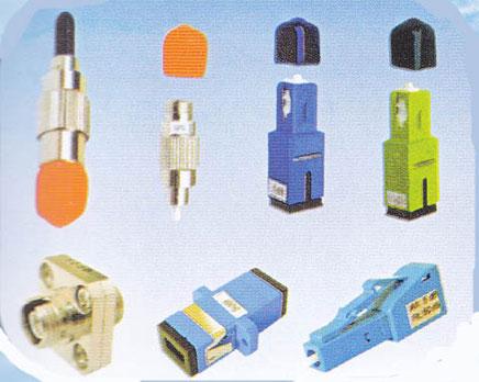 SC光纤活动适配器